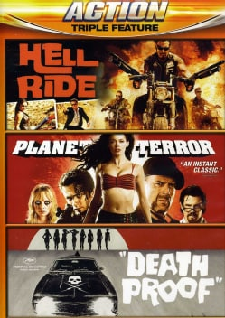 Hell Ride\Planet Terror\Death Proof (DVD)