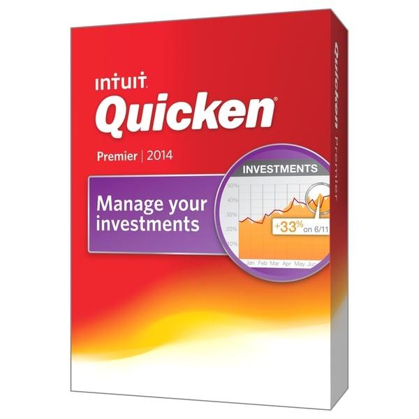 Intuit Quicken 2014 Premier - Complete Product - 1 User - Standard