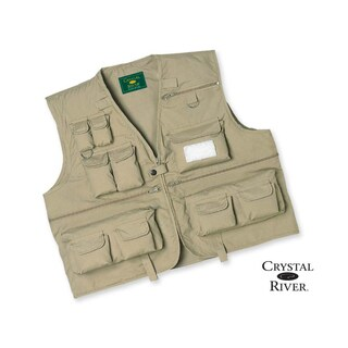 Crystal River Fly Fishing Vest (4 options available)