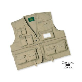 Crystal River Fly Fishing Vest (2 options available)