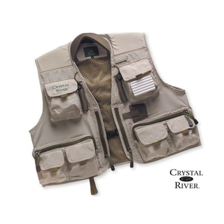 Crystal River Deluxe Fly Fishing Vest