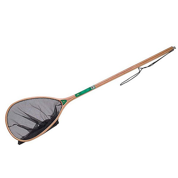 Crystal River Long Handle Wood Trout Net