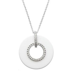 Swarovski Maestro White Pendant Necklace