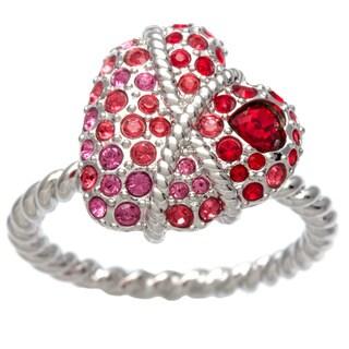 Swarovski 'Roxane' Heart Ring