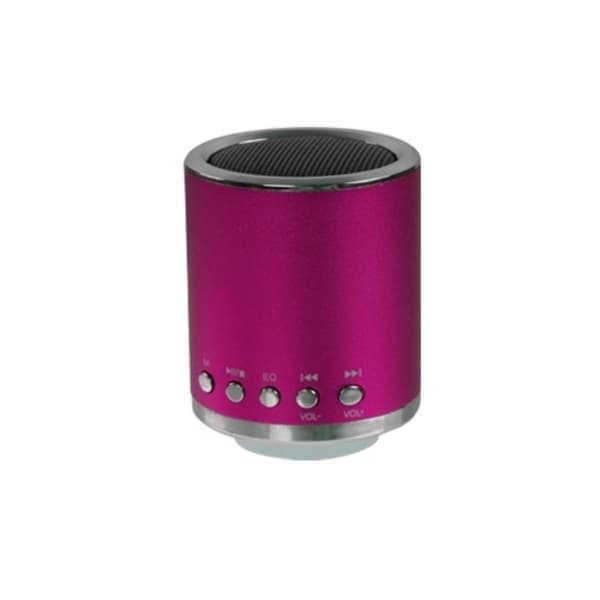 INSTEN Hot Pink Mobile Speakers