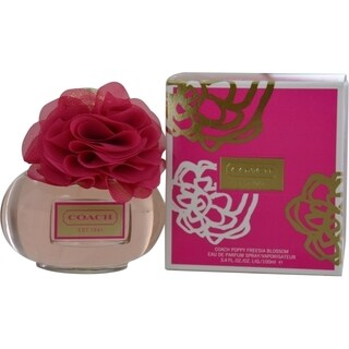 Coach Poppy Freesia Blossom Women's 3.4-ounce Eau de Parfum Spray