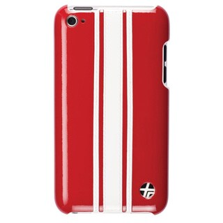 Trexta Racing Series Snap-On Case for iPod Touch 4th Generation