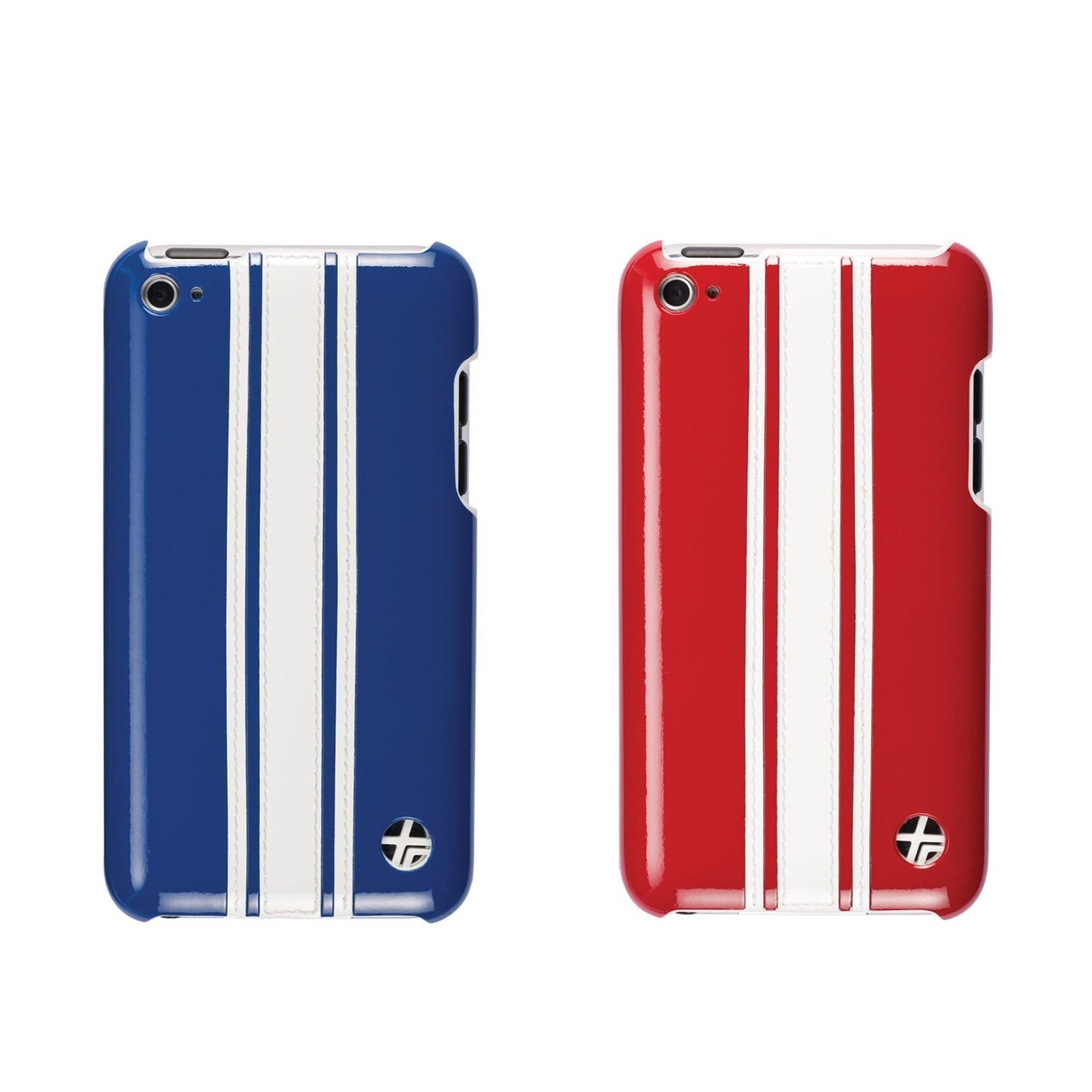 Trexta Racing Series Snap-On Case for iPod Touch 4th Gene...