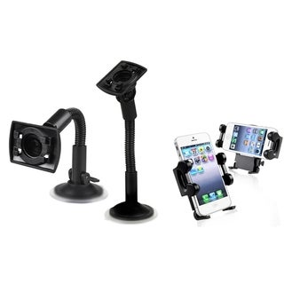 INSTEN Universal Windshield Phone Holder Mount/ Phone Holder Plate