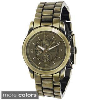 Geneva Platinum Women's Stainless Steel Chronograph Link Watch|https://ak1.ostkcdn.com/images/products/8310585/Geneva-Platinum-Womens-Stainless-Steel-Chronograph-Link-Watch-P15626273.jpg?impolicy=medium