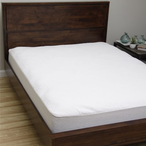 Hotel Madison Stain Resistant Mattress Pad - Free Shipping ...