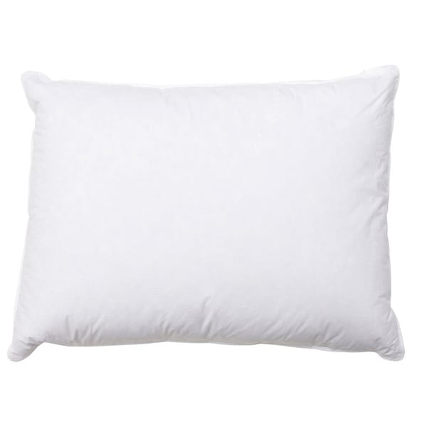European Legacy 230 Thread Count Three Chamber Down and Feather Pillow