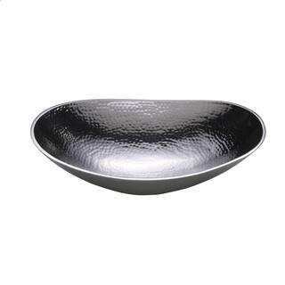 Towle Hammersmith 12-inch Oval Bowl|https://ak1.ostkcdn.com/images/products/8310874/8310874/Towle-Hammersmith-12-inch-Oval-Bowl-P15626502.jpg?impolicy=medium