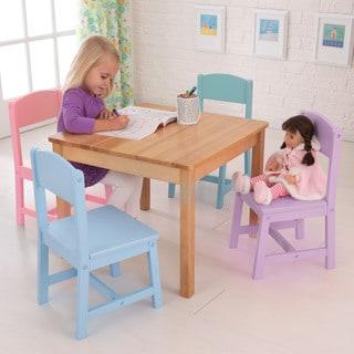 KidKraft Seaside Table and Chair Set