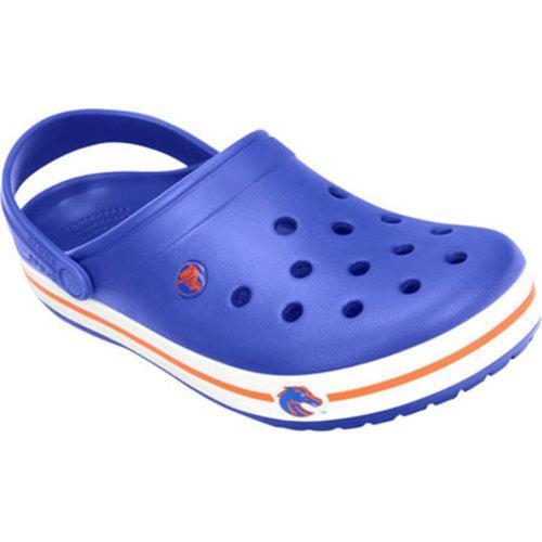 Crocs Crocband Boise State Clog Cerulean Blue
