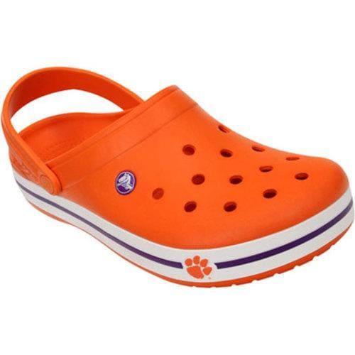 Crocs Crocband Clemson Clog Orange