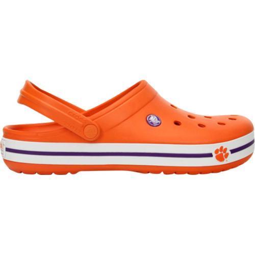 Crocs Crocband Clemson Clog Orange - Thumbnail 1