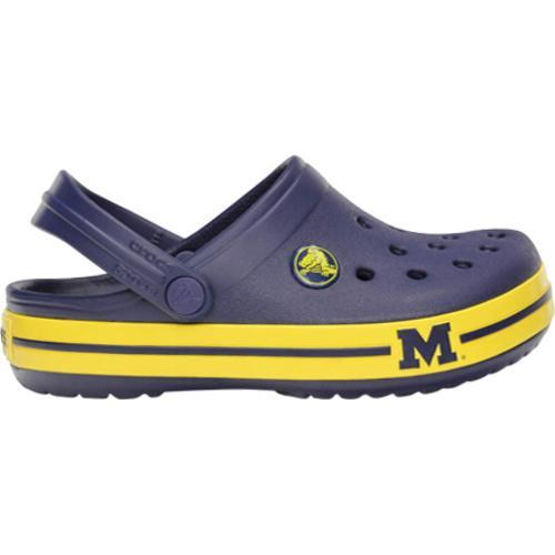 Children's Crocs Crocband Michigan Clog Nautical Navy - Thumbnail 1