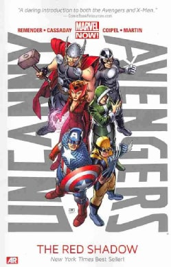 Uncanny Avengers 1: The Red Shadow (Paperback)