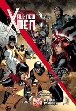 All-New X-Men 2: Here to Stay (Paperback)