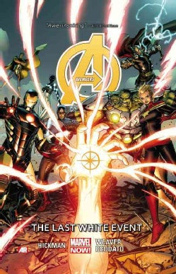 Avengers 2: The Last White Event (Marvel Now!) (Paperback)