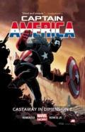 Captain America 1: Castaway in Dimension Z (Paperback)