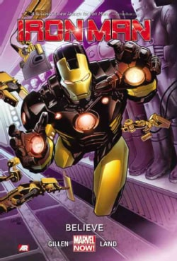 Iron Man 1: Believe (Paperback)
