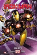 Iron Man 1: Believe (Paperback)