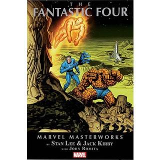 Marvel Masterworks: The Fantastic Four 10 (Paperback)