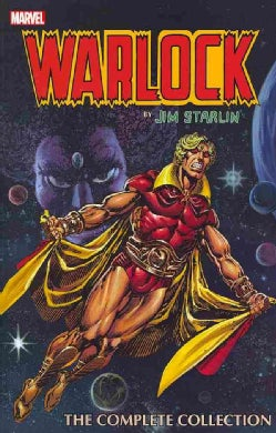Warlock by Jim Starlin: The Complete Collection (Paperback)