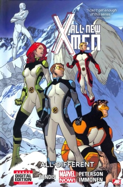 All-New X-Men 4: All-Different (Hardcover)
