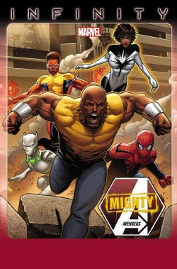 Mighty Avengers 1: No Single Hero (Paperback)