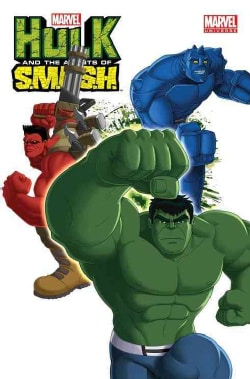 Hulk: Agents of S.m.a.s.h. (Paperback)