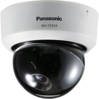 Panasonic Super Dynamic 6 WV-CF634 Surveillance Camera - Color, Monoc