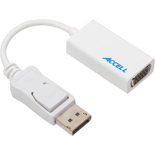 Accell DisplayPort/VGA Video Adapter