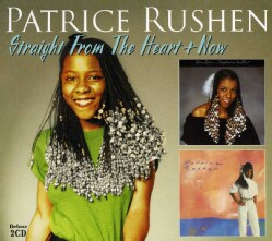 PATRICE RUSHEN - STRAIGHT FROM THE HEART & NOW