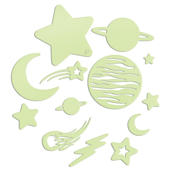Shop Discovery Kids Glow-in-the-Dark Stars and Planets
