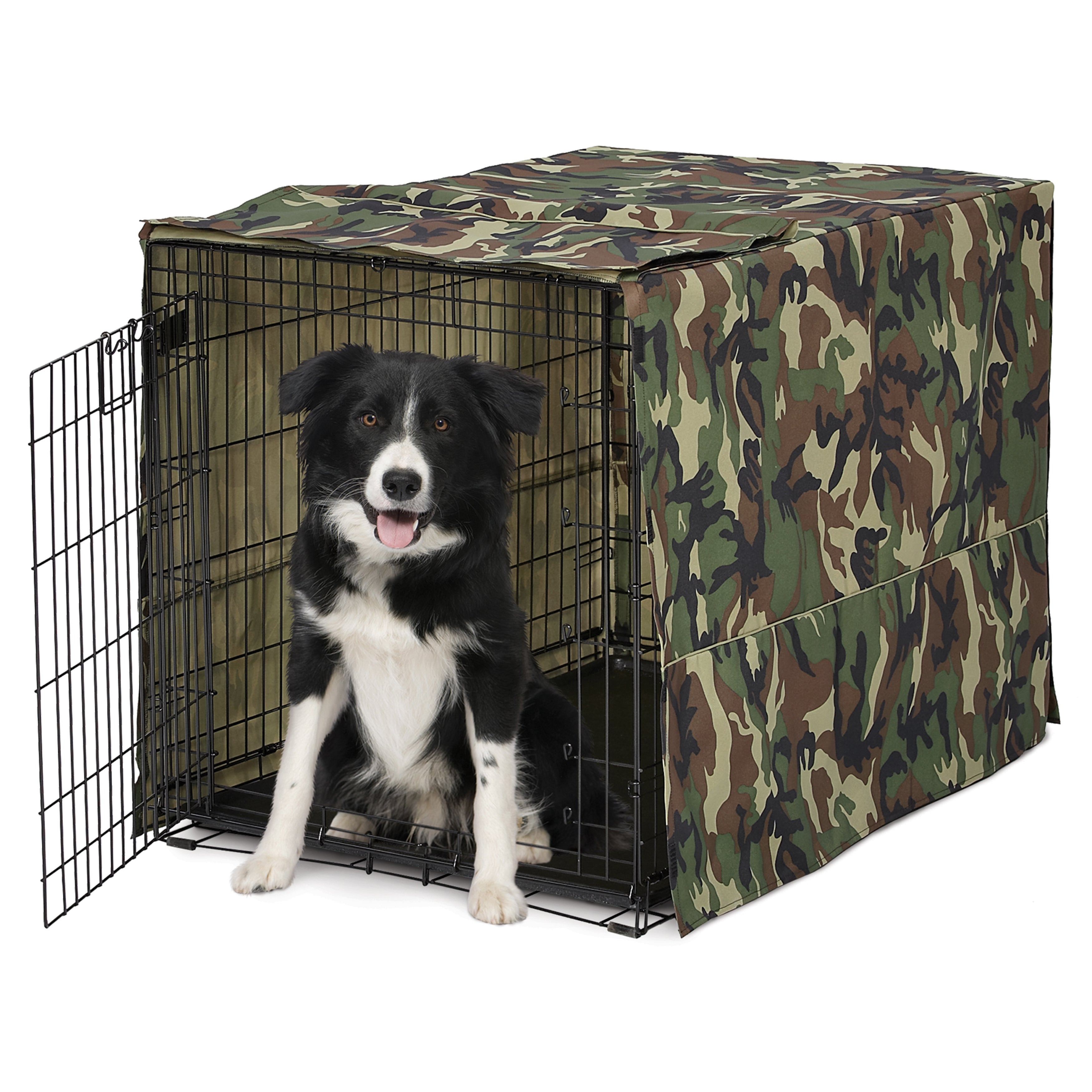"""Midwest Quiet Time Camouflage Crate Cover (30"""" Camo Crate..."""