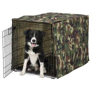 Midwest Quiet Time Camouflage Crate Cover (2 options available)