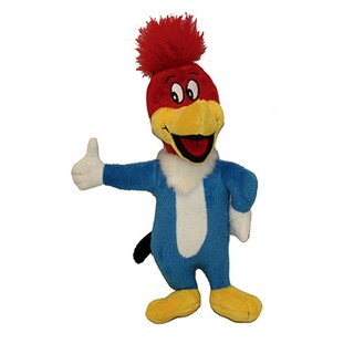 MultiPet Woody Woodpecker Squeak Dog Toy
