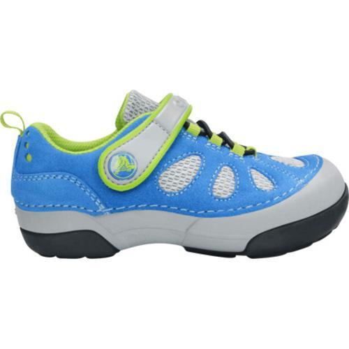 Children's Crocs Dawson Easy On Sneaker PS Sea Blue/Light Grey