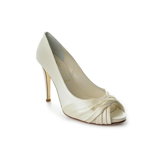 Bridal by Butter Women's 'Chackle' Satin Dress Shoes (Size  10.5 )
