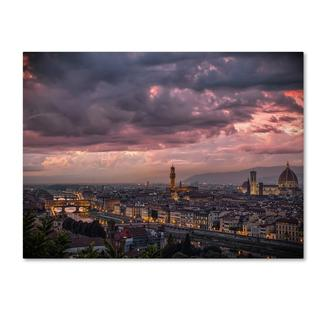Giuseppe Torre 'After the Storm' Canvas Art