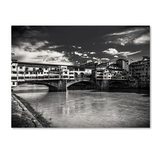 Giuseppe Torre 'Letters From Florence' Canvas Art