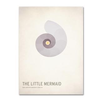 Christian Jackson 'The Little Mermaid' Canvas Art