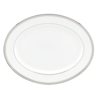 Lenox Belle Haven 13-inch Oval Platter