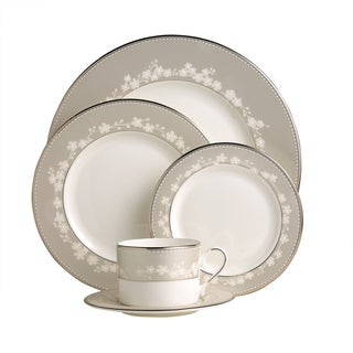 Lenox Bellina 5-Piece Dinnerware Place Setting  sc 1 st  Overstock & Thanksgiving Dinnerware | Find Great Kitchen u0026 Dining Deals Shopping ...