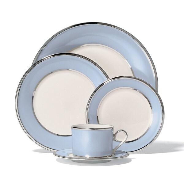 lenox blue frost 5piece dinnerware place setting - Lenox Dinnerware