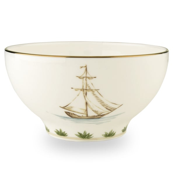 Lenox British Colonial Tradewind Rice Bowl. Opens flyout.