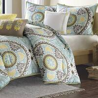 Palm Canyon Abrigo 6-piece Duvet Cover Set
